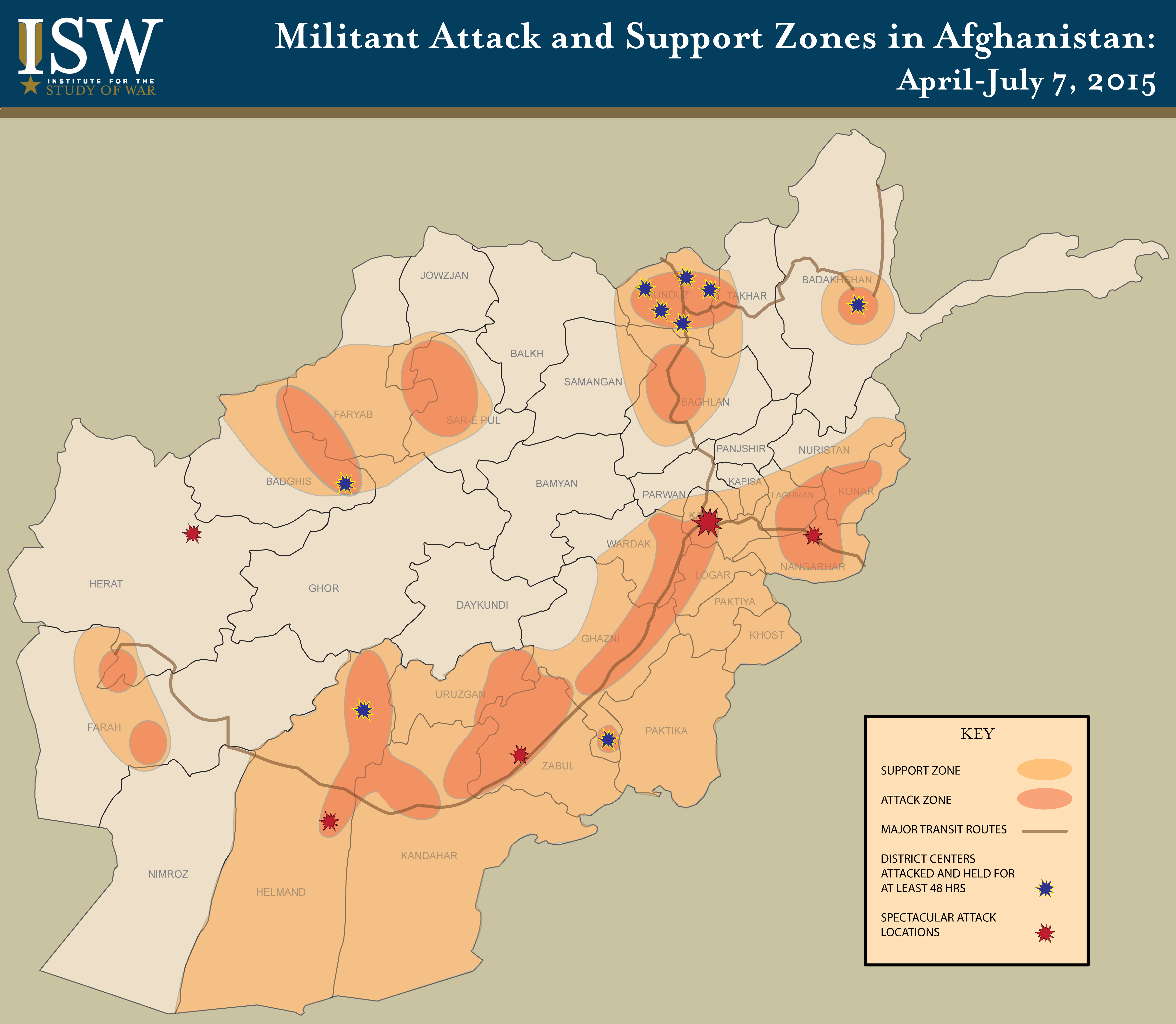 Afghanistan | Institute for the Study of War